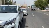 القبض على قائد مركبة مخالف في جدة (صورة)