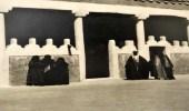 صورة نادرة لقصر الأميرة نورة بنت الإمام عبدالرحمن من الداخل