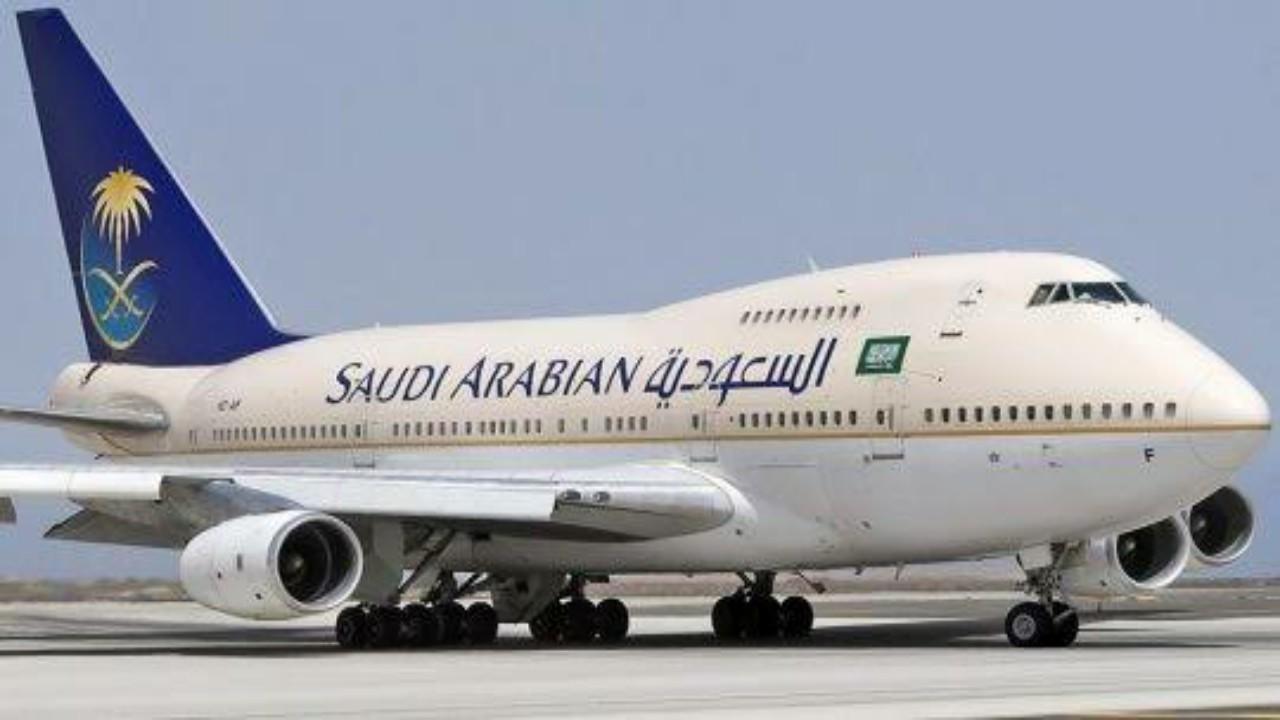 """""""الخطوط السعودية"""" توقع مع إحدى شركات إنتاج التنظيف لتعقيم الرحلات الجوية"""