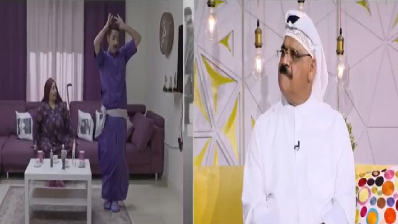 "داوود حسين بعد حذف مشهد راقص في مسلسله: ""ما أدري ليش انحذف"""