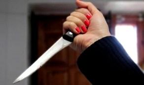 مذيعة شهيرة تنتقم من زوج شقيقتها وتطعنه بسكين