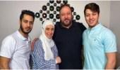 بالفيديو.. نجل خالد مقداد يكشف حقيقة وفاة والده