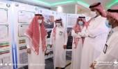 بالصور.. تدشين عددًا من المشروعات في الرياض