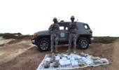 حرس الحدود بمحافظتي جدة ورابغ يحبط محاولة تهريب (245.7) كيلو جرامًا من مخدر الهيروين