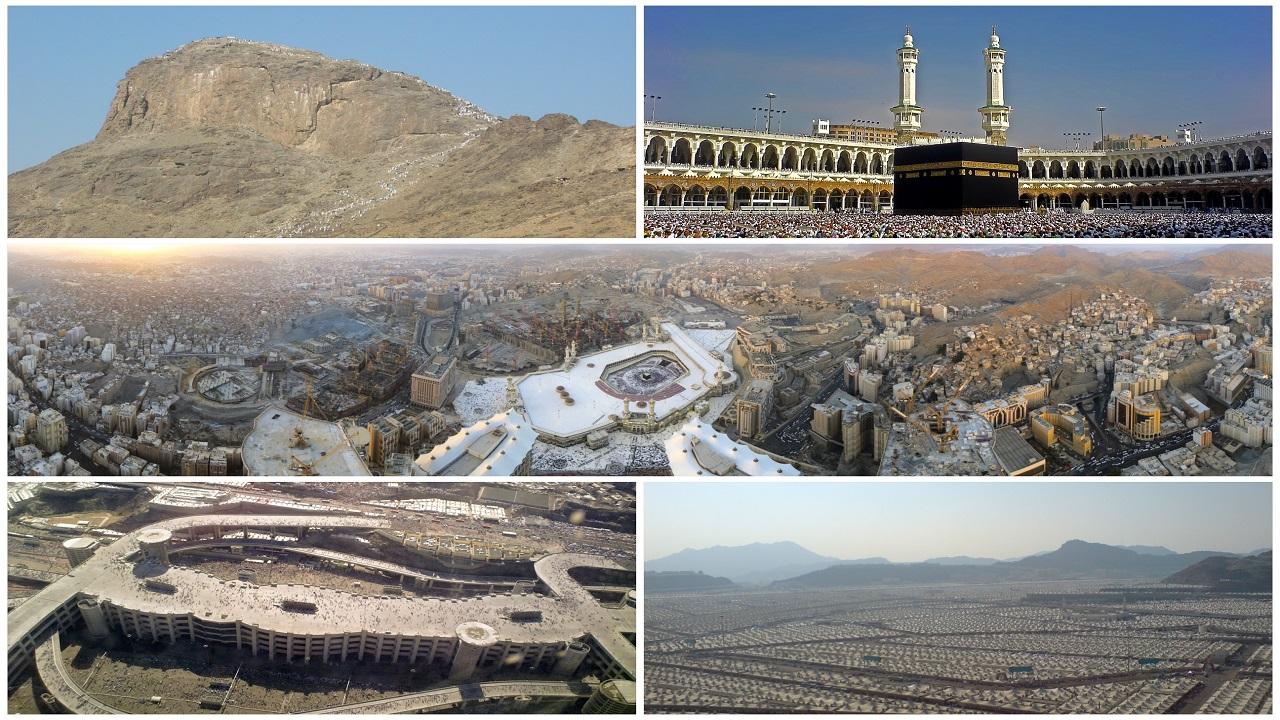 البدء في تطوير 5 مواقع تاريخية في مكة