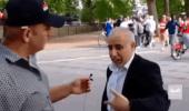 شاهد.. عراقي غاضب يقارن بين المملكة وإيران