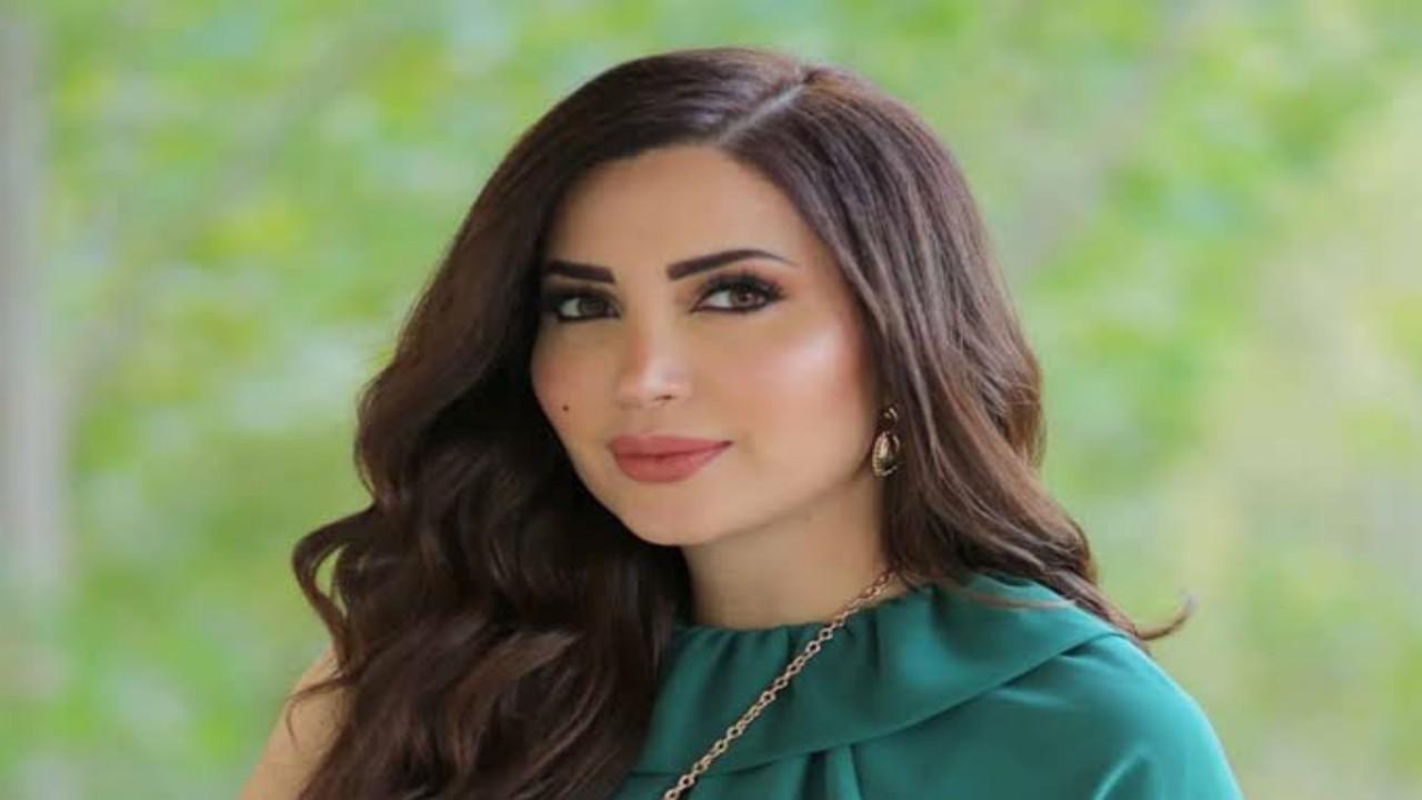 رد قوي من نسرين طافش على الساخرين من مشهد وفاة والدها