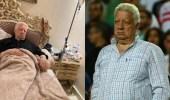 مرتضى منصور يكشف تفاصيل حالته الصحية بعد سقوطه مغشيا عليه