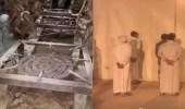 بالفيديو.. القبض على 11 مخالفًا يديرون مصنعًا للخمور بالرياض