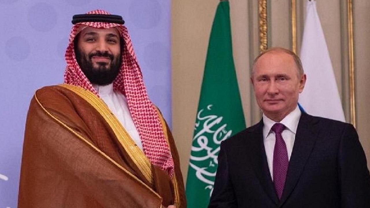 الكرملين: بوتين أجرى اتصالاً هاتفياً بالأمير محمد بن سلمان