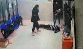 بالفيديو.. طبيب ينقذ طفلة مختنقة ورد فعل مؤثر لوالديها