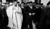 بالفيديو .. لقطات ملونة من مراسم استقبال الملك فاروق للملك عبدالعزيز