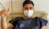خضوع مارتينيز لعملية جراحية في الركبة