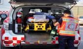 بالفيديو .. الهلال الأحمر يباشر 38 حالة مشاجرة في جدة