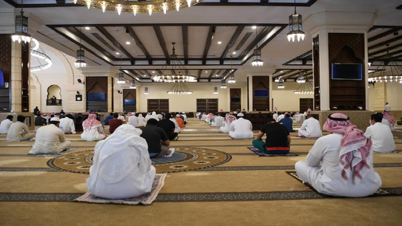 إغلاق 9 مساجد في 5 مناطق بعد ثبوت حالات كورونا