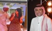 """شاهد .. رقصة شوقر دادي لـ""""فايز المالكي"""" مع """"أسيل عمران"""" في مسلسل """"ممنوع التجول"""""""