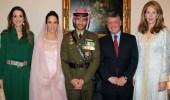 عشيرة زوجة الأمير حمزة تتوعد ناشري الشائعات