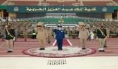 بالصور .. رئيس هيئة الأركان العامة يرعى حفل تخريج الدفعة 79 من طلبة كلية الملك عبد العزيز الحربية