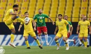 """قائد الوحدات الأردني بعد التعادل مع النصر:"""" كسبنا نقطة في أول مشاركة لنا بدوري الأبطال"""""""