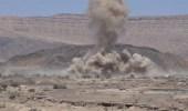 طائرات التحالف العربي تشن غارات على تجمعات لمليشيات الحوثي في مأرب