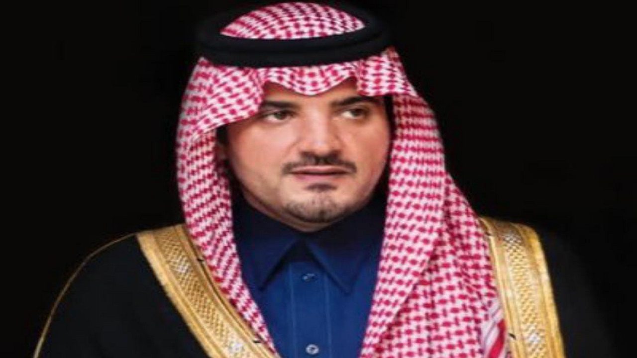 الأمير عبدالعزيز بن سعود يعتمد الخطة الأمنية لمناسك العمرة خلال شهر رمضان