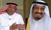 بالفيديو.. ردة فعل الملك سلمان بعدما منعه حارس أمن من ركوب المصعد