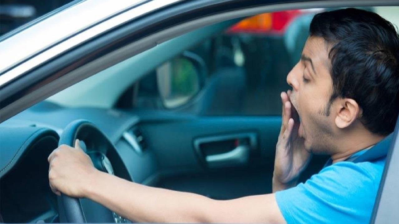 نصائح هامة للتغلب على مشكلة النعاس أثناء القيادة