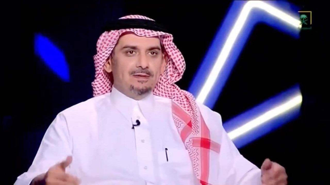 """نواف بن سعد يكشف خبايا شكوى الجابر وعلاقته بجمهور الهلال عبر قناة """"السعودية"""""""