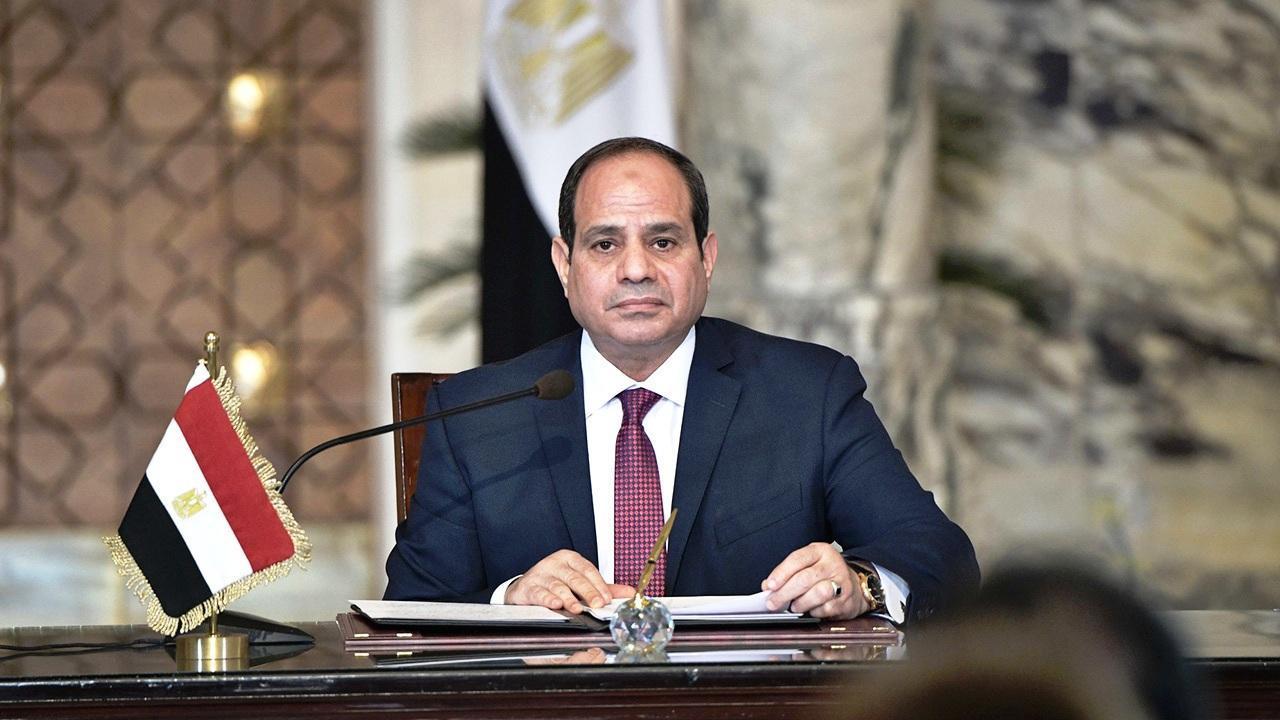 الرئيس السيسي: الوضع الحالي في غزة يحتاج إلى وقف العنف والأعمال القتالية