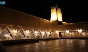 شاهد.. مسجد الزرقاء بثرمداء بعد تطويره ضمن مشروع الأمير محمد بن سلمان