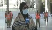 معتمرة مصرية : إجراءات حماية المعتمرين رائعة وغير مسبوقة (فيديو)