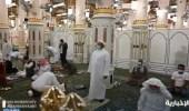 بالفيديو.. تقسيم المناطق حول الحرم النبوي لـ 3 مناطق