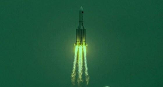 مركز الفلك الدولي: حطام الصاروخ الصيني سيمر بعد قليل فوق المملكة