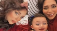 بالفيديو.. الدكتورة خلود تعلم طفلتها الكلام لأول مرة