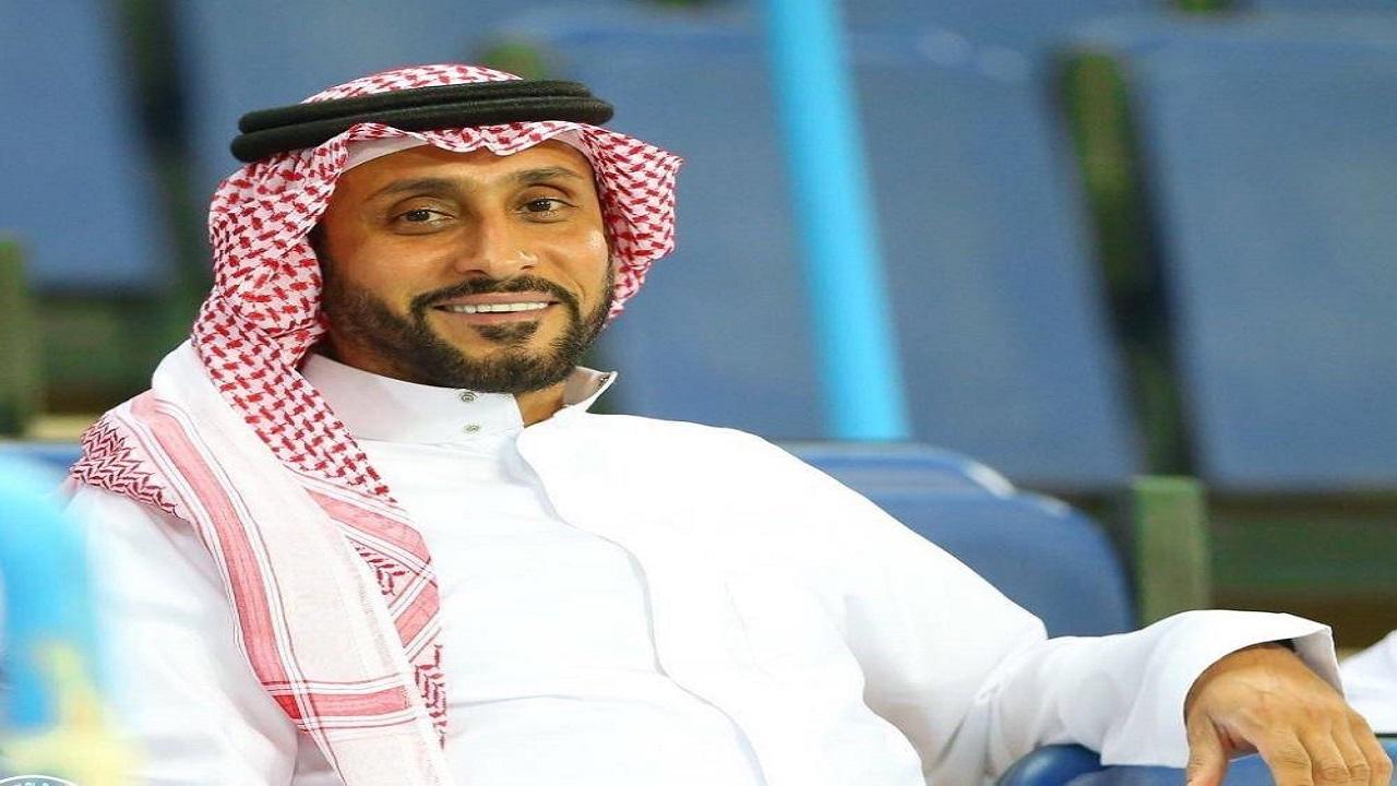 سامي الجابر يهنئ الهلال بعد فوزه على الشباب : مبروك للمدرج الفخم