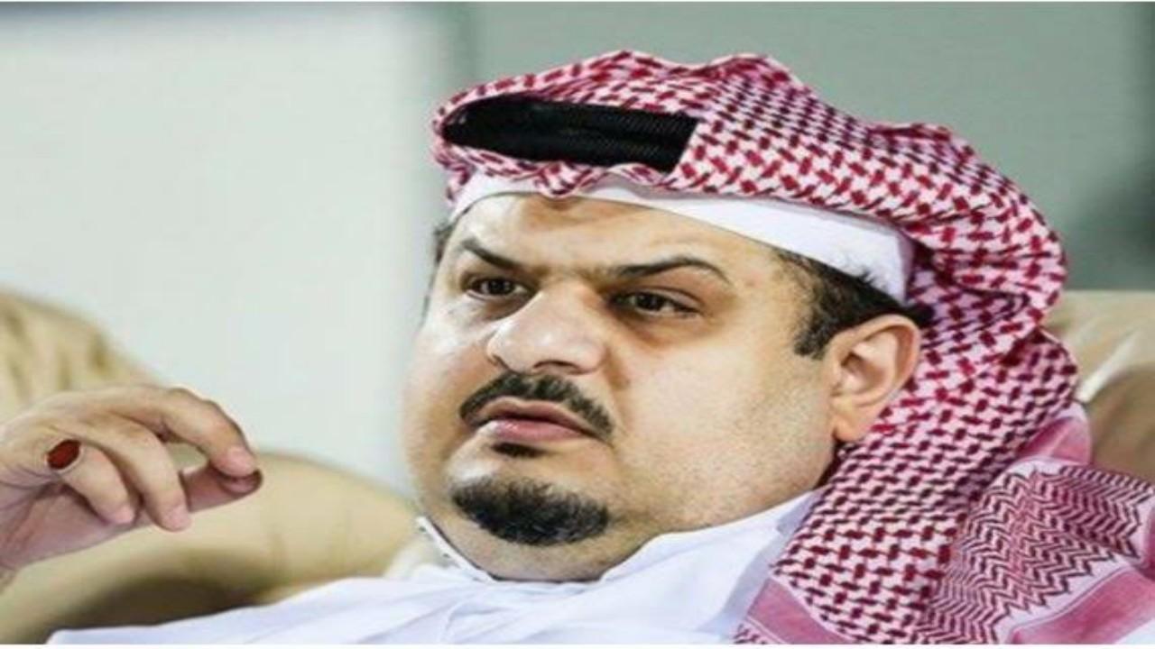 """الأميرعبدالرحمن بن مساعد ينعي وفاة عادل التويجري:""""كان من خيرة من عرفت"""""""