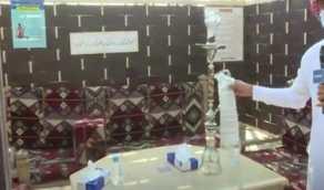 بالفيديو .. صاحب مقهى يكشف سعر الشيشة بعد إعادة تقديمها في المقاهي