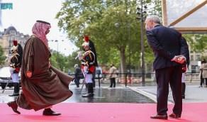 وزير الخارجية يرأس وفد المملكة المشارك في مؤتمر باريس نيابة عن ولي العهد