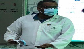 صحة القنفذة تنعى الدكتور ابو عقلة بعد وفاته بحادث مروري