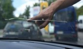 شروط إصلاح صدمات الحجارة على زجاج السيارة