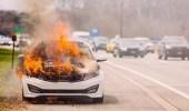 ابتكار طريقة جديدة لإخماد حرائق السيارات في غضون دقائق