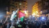 بالفيديو.. احتفالات في قطاع غزة بعد دخول اتفاق وقف إطلاق النار حيز التنفيذ