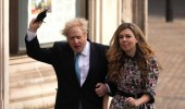 """رئيس الوزراء البريطاني يتزوج في """"حفل سري"""""""