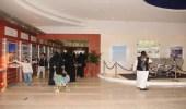بالفيديو.. انطلاق أكثر من 225 رحلة جوية من مطار الملك خالد الدولي