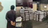 بالفيديو.. القبض على وافدين لتهريبهما مادة التبغ عبر صهريج شاحنة نقل بجدة