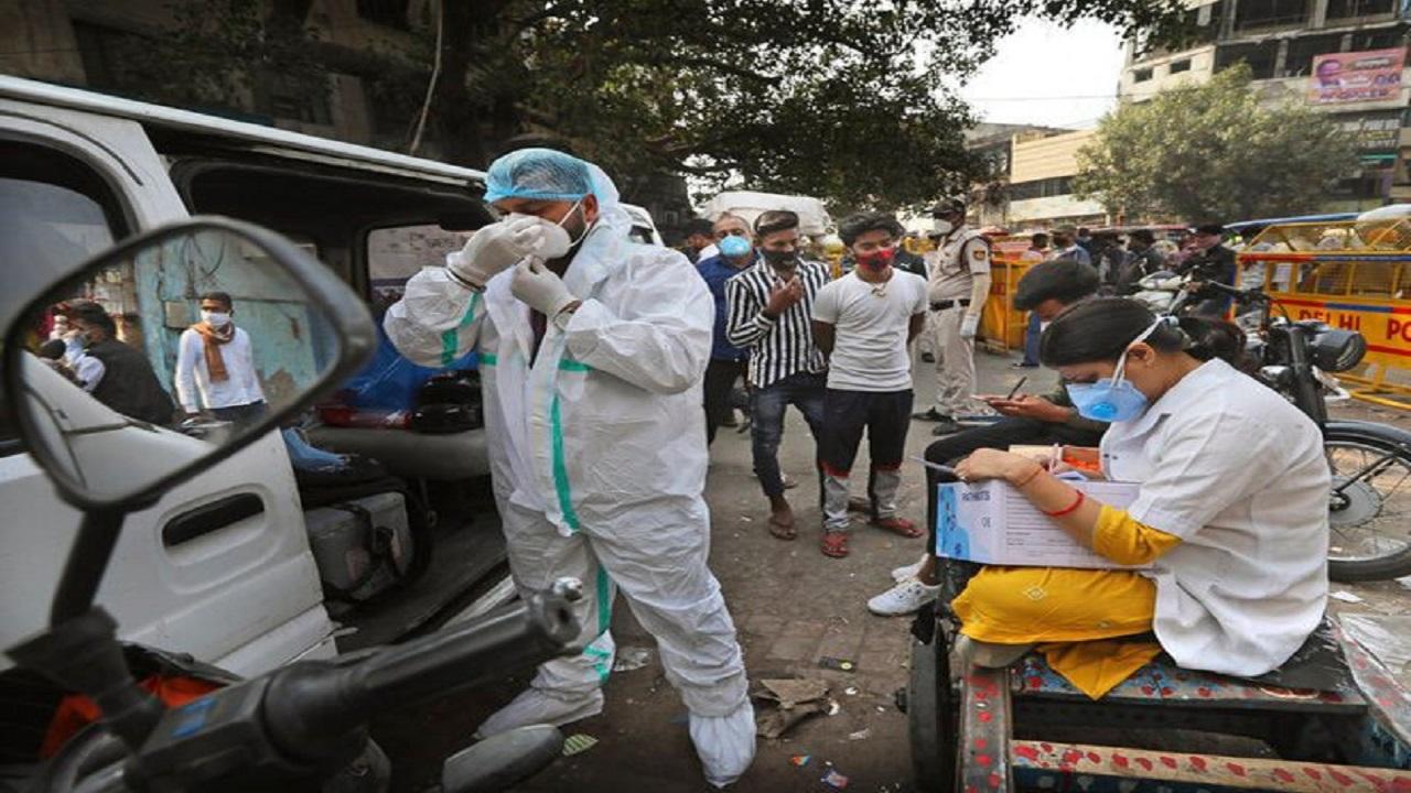 الهند تسجل أكثر من 400 ألف إصابة بفيروس كورونا خلال يوم