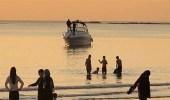وفاة مقيمة في تصادم قاربين بحريين على شاطئ الجبيل