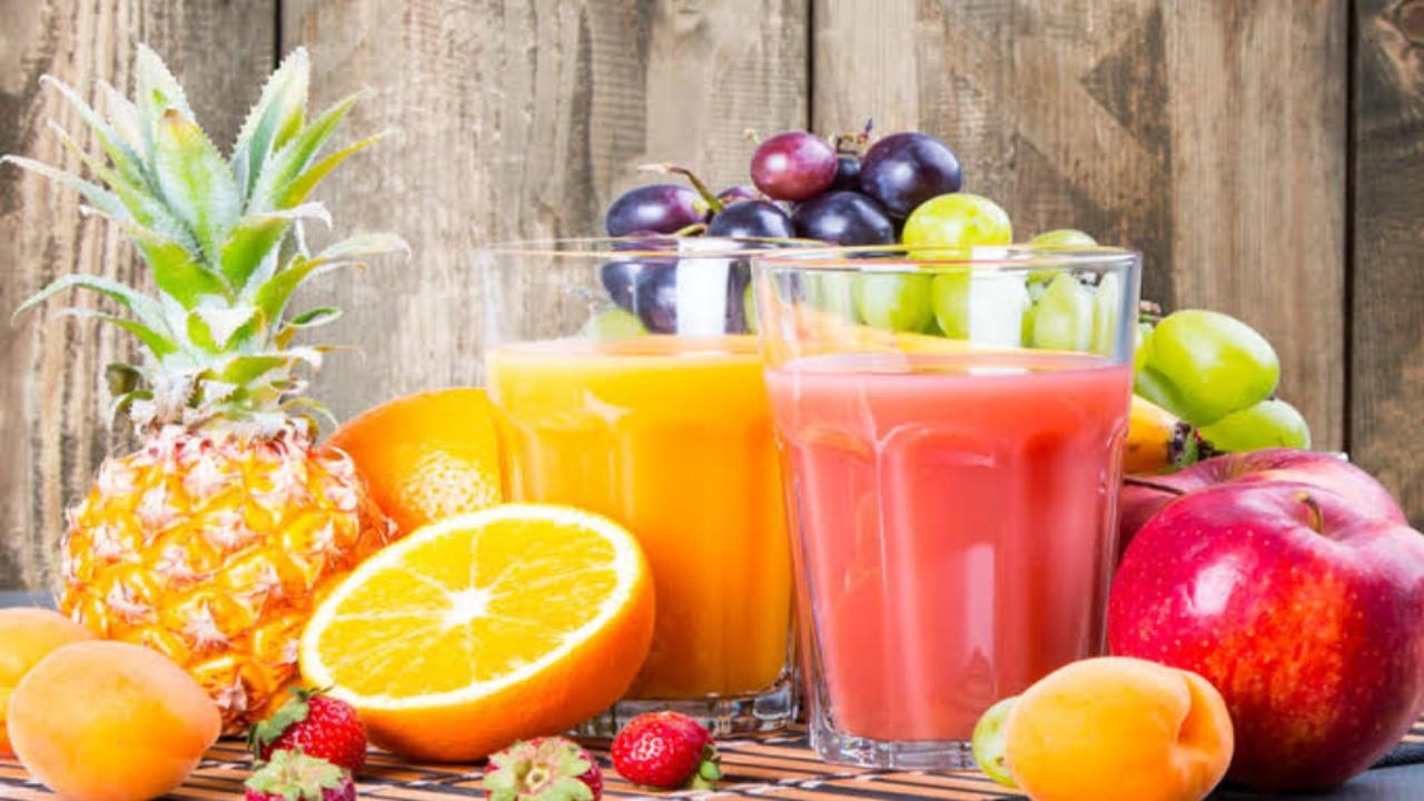 عصير فواكه وخضار يساعد على الاستيقاظ في الصباح