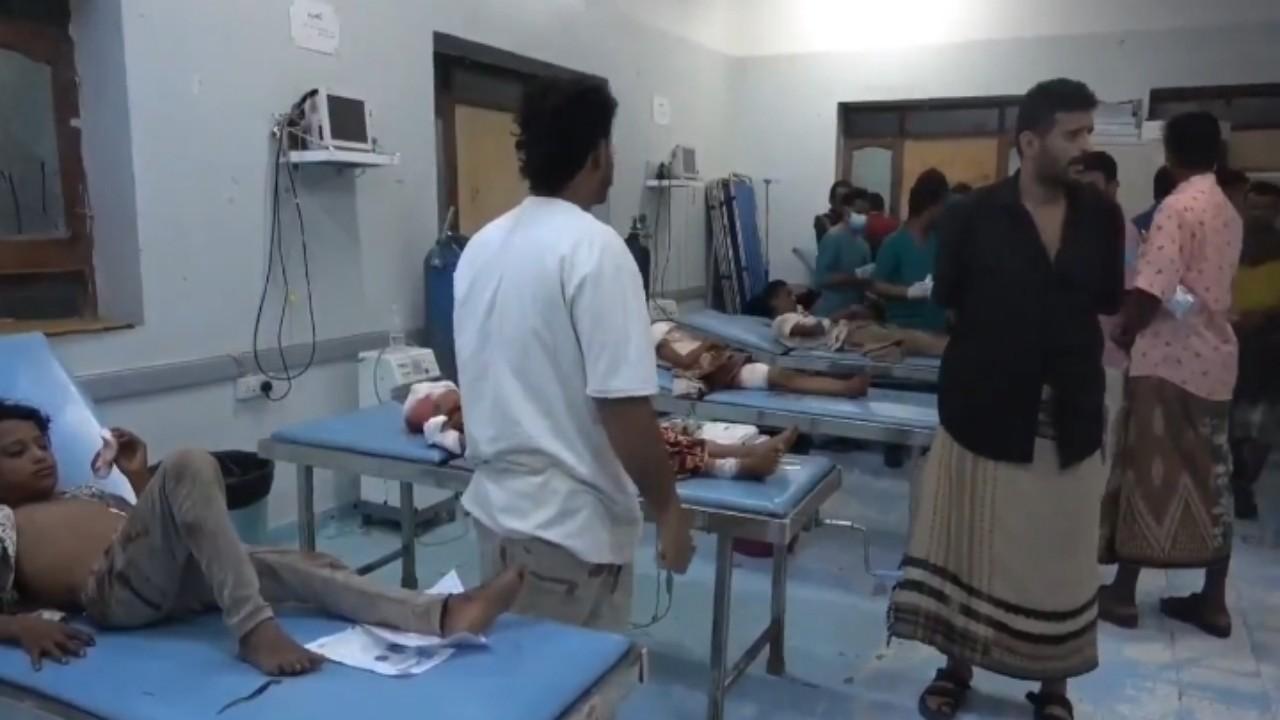 بالفيديو.. ضحايا الجريمة المروعة التي ارتكبها الحوثيين بحق أسرة يمنية