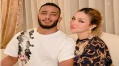بالصور.. محمد رمضان يعلق على أنباء انفصاله بالظهر مع عائلته
